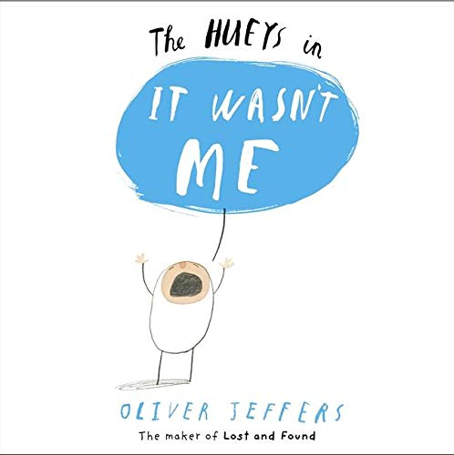 9780007420681: It Wasn't Me (The Hueys)