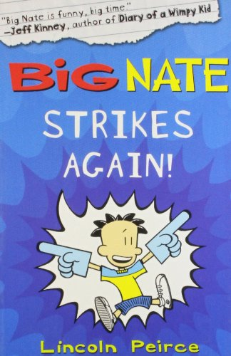 9780007421633: Big Nate Strikes Again