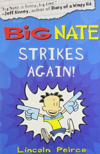9780007421633: Big Nate Strikes Again