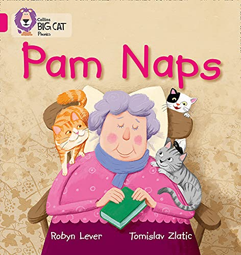 9780007421909: Pam Naps (Collins Big Cat Phonics)