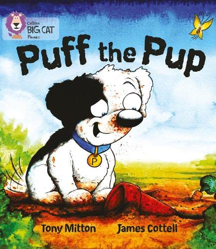 9780007421947: Puff the Pup (Collins Big Cat Phonics)
