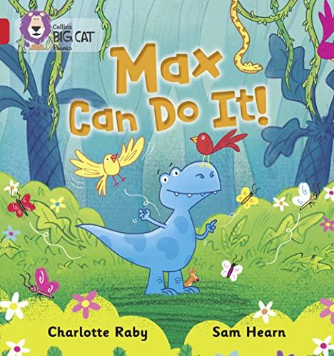 9780007421985: Max Can Do It! (Collins Big Cat Phonics)