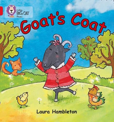 9780007421992: Goat's Coat (Collins Big Cat Phonics)