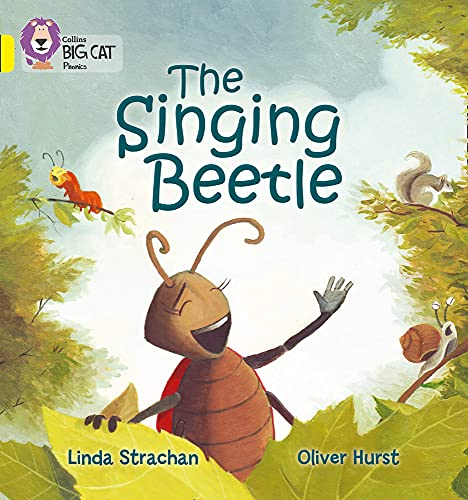 9780007422029: Collins Big Cat Phonics - The Singing Beetle: Band 03/Yellow