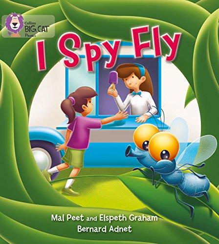 Collins Big Cat Phonics - I Spy: Graham, Elspeth, Peet,