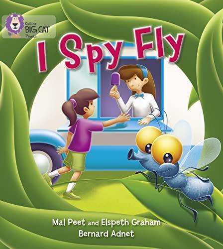 9780007422036: I Spy Fly (Collins Big Cat Phonics)