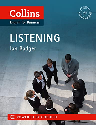 9780007423217: Business Listening: B1-C2 (Collins Business Skills and Communication) (Collins English for Business)