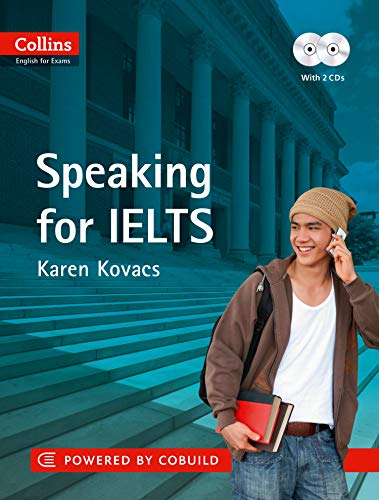 9780007423255: IELTS Speaking: IELTS 5-6+ (B1+) (Collins English for IELTS)