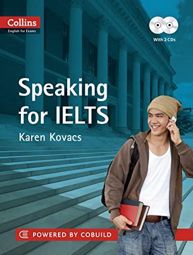 IELTS Speaking: IELTS 5-6+ (B1+) (Collins English: Kovacs, Karen