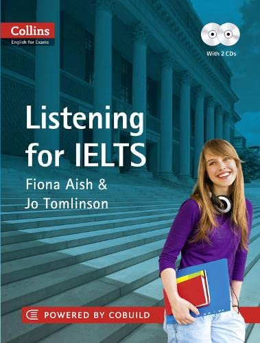 9780007423262: Listening for IELTS (Collins English for Exams)
