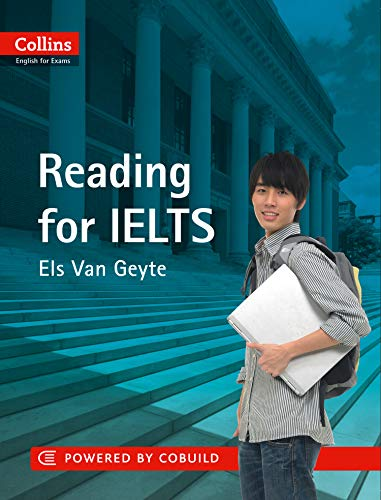 9780007423279: Reading for IELTS (Collins English for Exams)