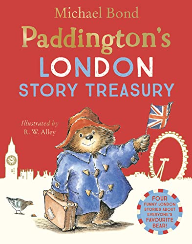 9780007423705: Paddington's London Treasury