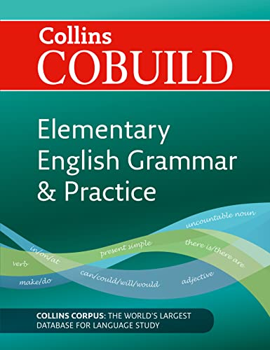 9780007423712: COBUILD Elementary English Grammar and Practice: A1-A2 (Collins COBUILD Grammar)