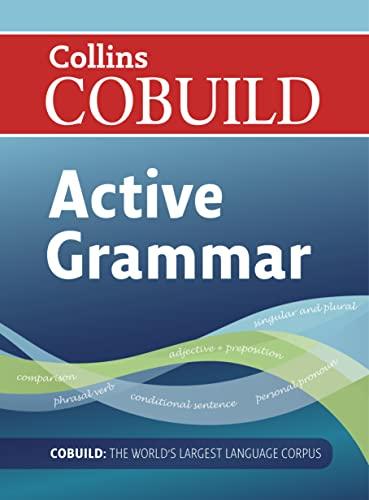 9780007423729: Active English Grammar (Collins Cobuild)