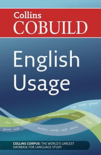 9780007423743: English Usage (Collins COBUILD)