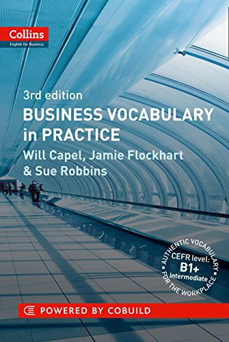 9780007423750: Business Vocabulary in Practice: B1-B2 (Collins Business Grammar and Vocabulary)