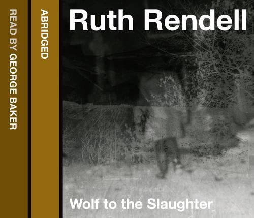 9780007424320: Wolf to the Slaughter