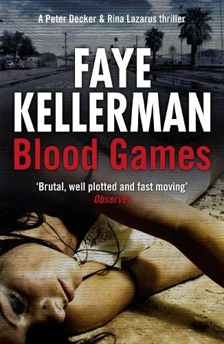 9780007424481: Blood Games (Peter Decker and Rina Lazarus Crime Thrillers)