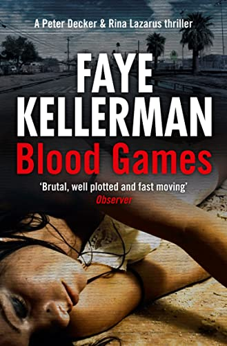 9780007424498: Blood Games (Peter Decker and Rina Lazarus Crime Thrillers)