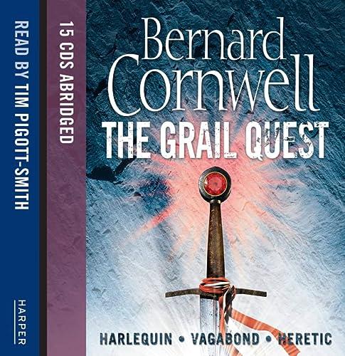9780007424634: The Grail Quest Omnibus