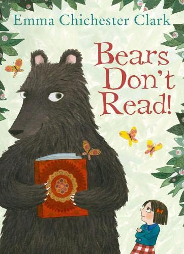 9780007425181: Bears Don't Read!