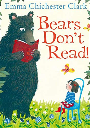 9780007425198: Bears Don't Read!