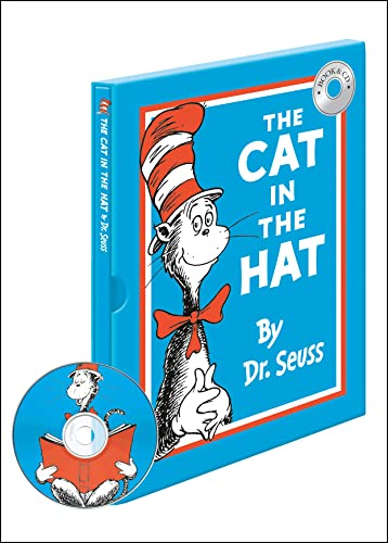 9780007425259: The Cat in the Hat deluxe book and cd set (Dr Seuss)
