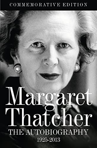 9780007425280: Margaret Thatcher: The Autobiography