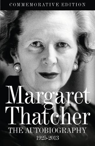 9780007425280: Margaret Thatcher: The Autobiography