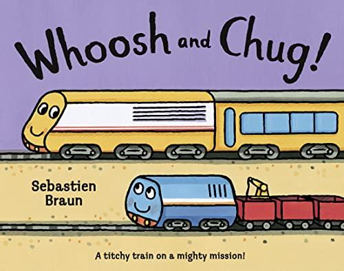 9780007425297: Whoosh and Chug!