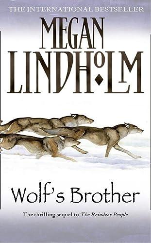 9780007425433: Wolf's Brother (Reindeer People 2)