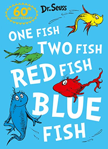 9780007425617: One Fish, Two Fish, Red Fish, Blue Fish (Dr. Seuss)