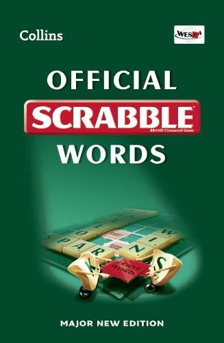 9780007425624: Collins Official Scrabble Words