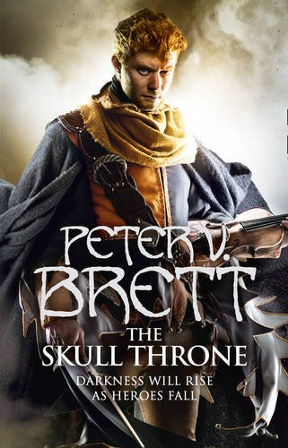 9780007425679: The Skull Throne (The Demon Cycle)
