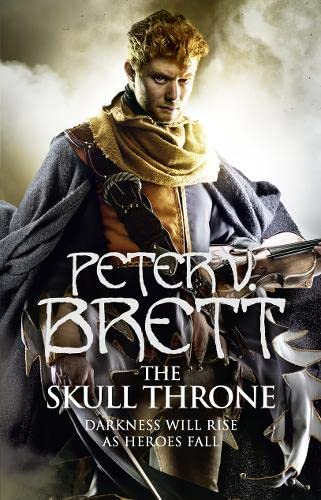 9780007425686: The Skull Throne (The Demon Cycle, Book 4)