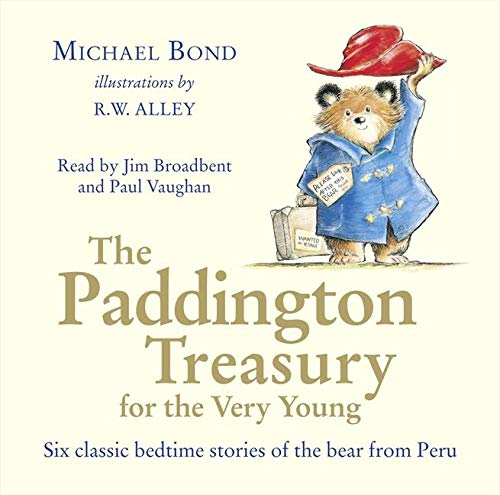 9780007425907: The Paddington Treasury for the Very Young