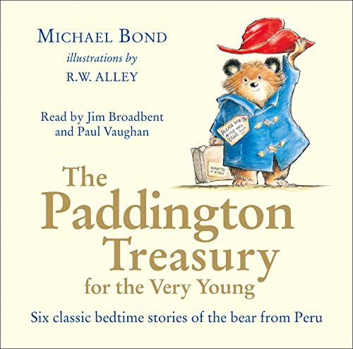 9780007425907: The Paddington Treasury for the Very Young (CD)