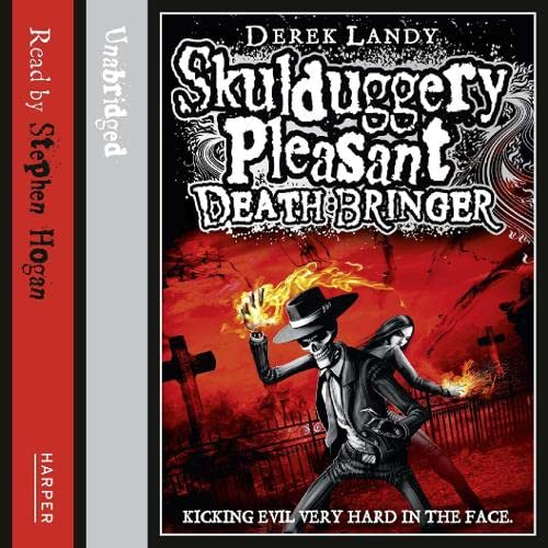 9780007426195: Death Bringer (Skulduggery Pleasant #6)