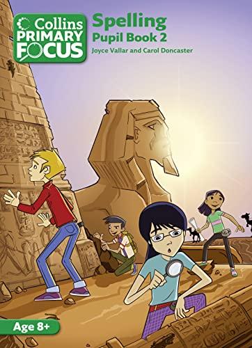 9780007426577: Collins Primary Focus - Spelling: Pupil Book 2