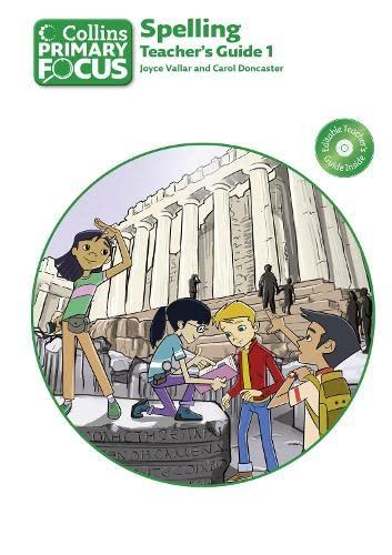 9780007426614: Collins Primary Focus - Spelling: Teacher's Guide 1