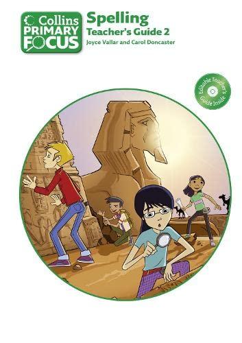 9780007426621: Collins Primary Focus - Spelling: Teacher's Guide 2