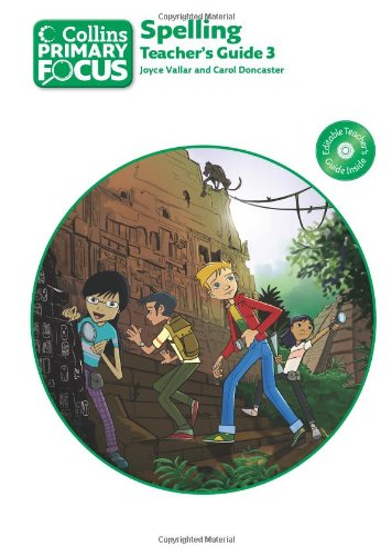 9780007426638: Collins Primary Focus - Spelling: Teacher's Guide 3
