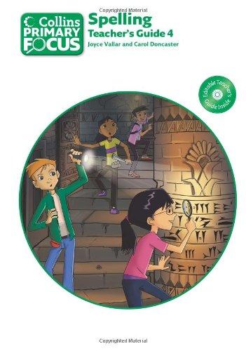 9780007426645: Collins Primary Focus - Spelling: Teacher's Guide 4