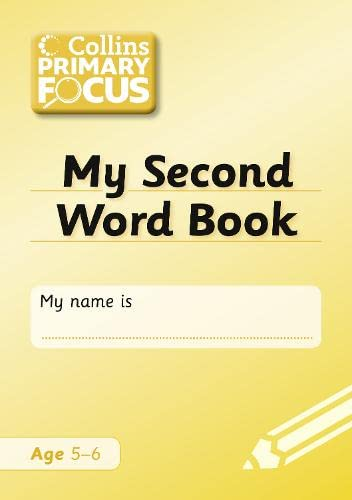 9780007427093: My Second Word Book (Collins Primary Focus)
