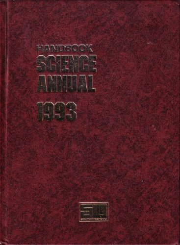 9780007427512: Handbook Science Annual 1993