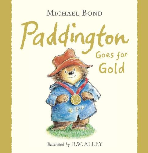 9780007427727: Paddington Goes for Gold