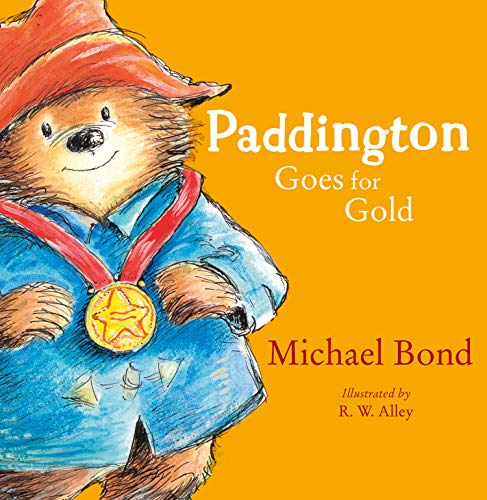 9780007427734: Paddington Goes for Gold