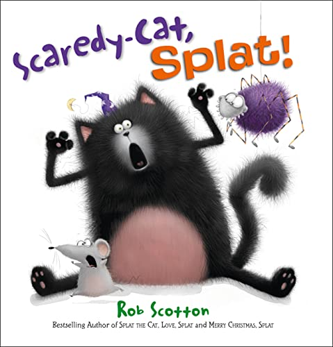 9780007427741: Scaredy-Cat, Splat! (Splat the Cat)