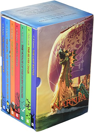 9780007428533: The Chronicles of Narnia - 7 Books Box Set
