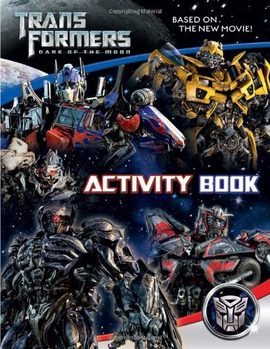 9780007428700: Transformers Dark of the Moon - Activity book